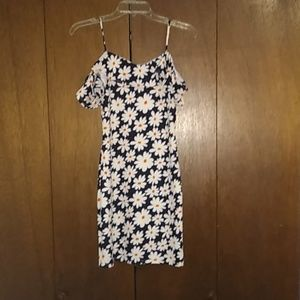 T.i.m.i.n.g floral bodycon dress